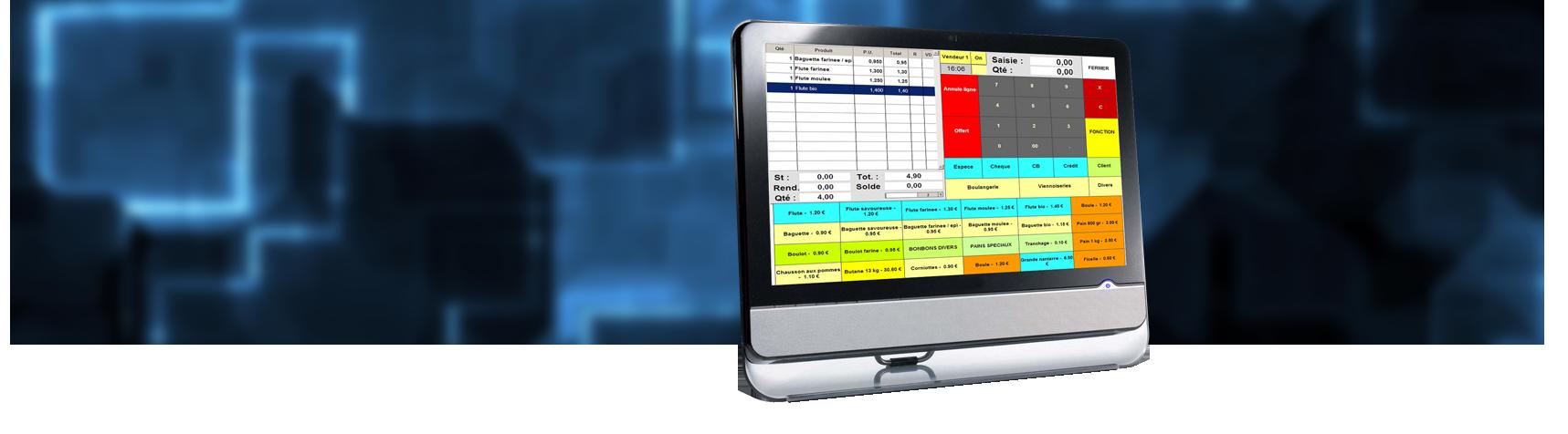 logicielsde caisse  Des solutions sur-mesure pour votre profession et votre dimension d'entreprise.
